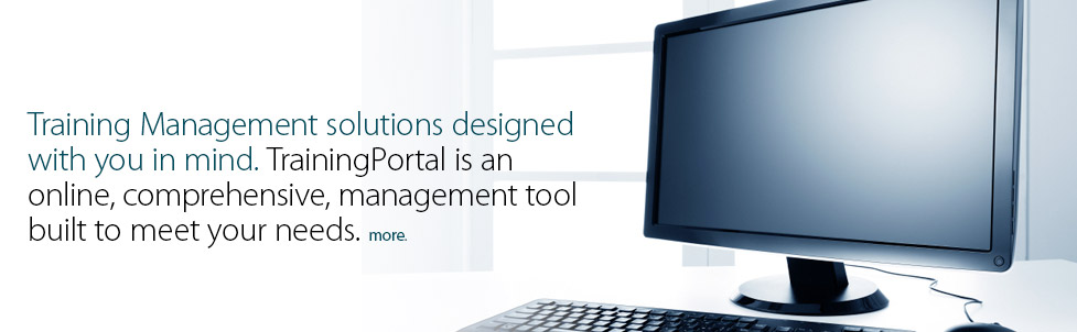 Get Training Portal for your online managment system